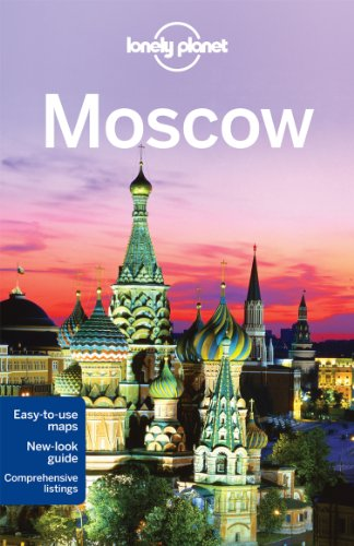 9781741795646: Moscow 5 (City Guides)