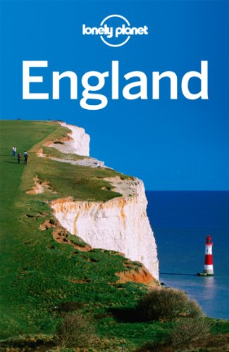9781741795677: England (Lonely Planet Country Guides)
