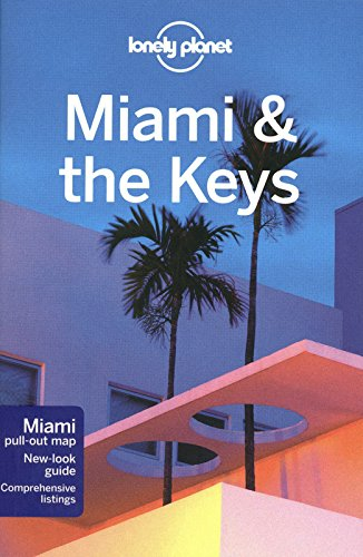 Miami & the keys (6e édition) (édition en anglais)