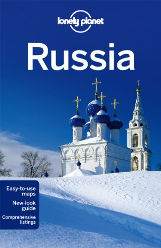 9781741795790: Russia 6 (inglés) (Travel Guide)