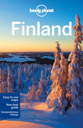 Lonely Planet Finland (Travel Guide): Lonely Planet; Symington, Andy; Parnell, Fran