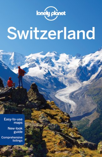 9781741795844: Lonely Planet Switzerland (Travel Guide)