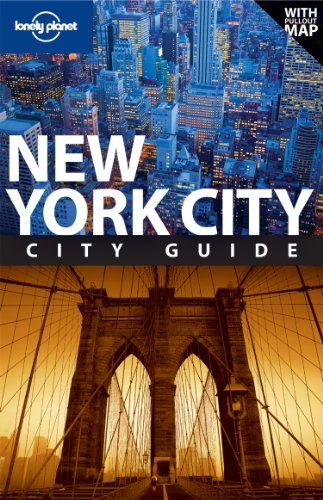 9781741795912: New York City (Lonely Planet City Guide)