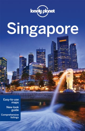 Lonely Planet Singapore (Travel Guide): Lonely Planet; Low, Shawn; McCrohan, Daniel