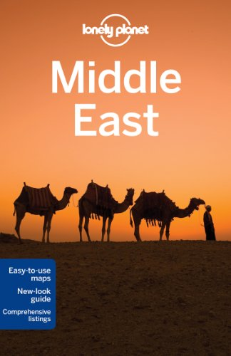 Middle East (Multi Country Guide): Ham, Anthony