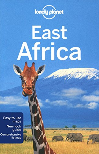 Lonely Planet East Africa (Travel Guide): Lonely Planet; Fitzpatrick, Mary; Ham, Anthony; Holden, ...