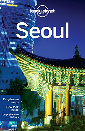 9781741796742: Lonely Planet Seoul (Travel Guide)