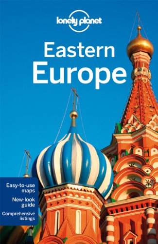 9781741796759: Eastern Europe (Travel Guide)