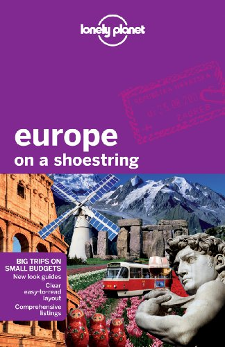 9781741796766: Europe on a Shoestring (Travel Guide)