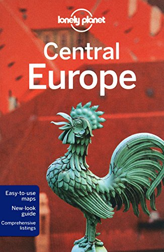9781741796827: Central Europe (Travel Guide)
