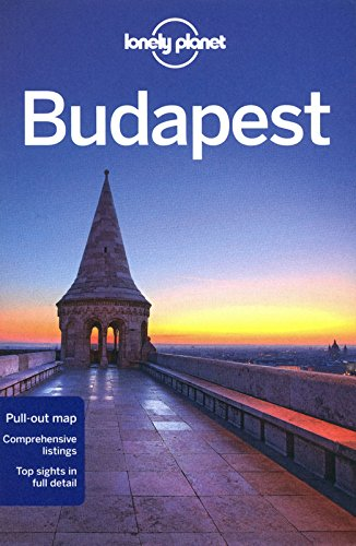 9781741796902: Budapest (inglés) (City Guides)