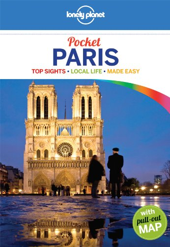 9781741796919: Lonely Planet Pocket Paris (Travel Guide)