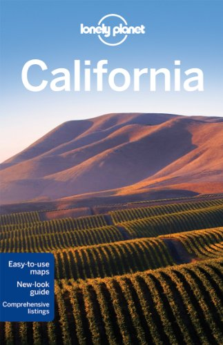 Lonely Planet California (Travel Guide): Sara Benson, Andrew