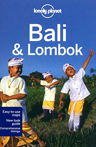 9781741797046 Lonely Planet Bali Lombok Regional Travel