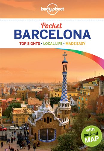 9781741797169: Lonely Planet Pocket Barcelona (Travel Guide)