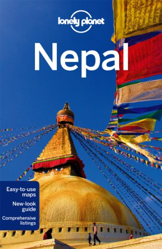 Lonely Planet Nepal (Travel Guide): Bradley Mayhew; Lindsay Brown; Lonely Planet; Trent Holden