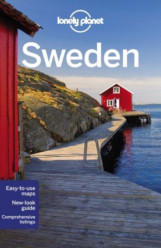 Lonely Planet Sweden (Travel Guide): Lonely Planet; Ohlsen, Becky; Kaminski, Anna; Lundgren, K