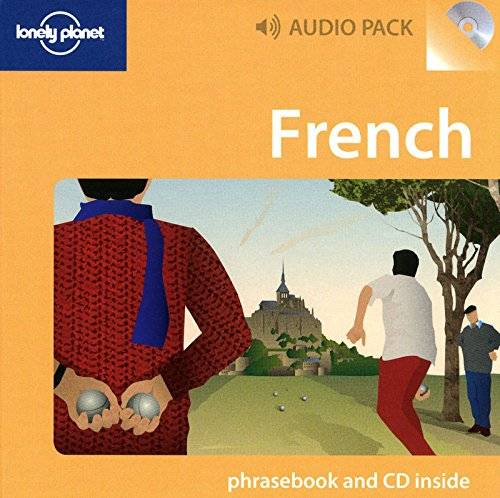 9781741797718: French Phrasebook: and Audio CD