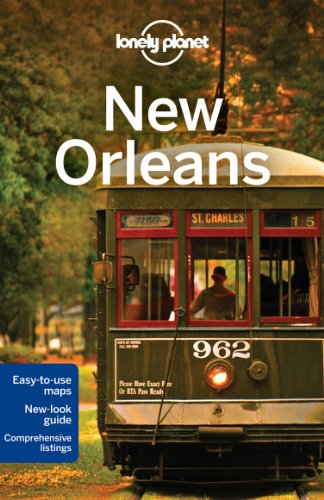 9781741797763: Lonely Planet New Orleans (Travel Guide)