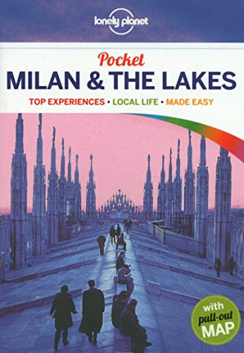 9781741797794: Lonely Planet Pocket Milan & the Lakes (Travel Guide)