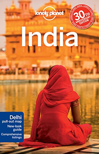 9781741797800: Lonely Planet India (Country Travel Guide)
