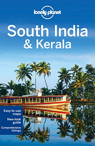 9781741797817: Lonely Planet South India & Kerala (Regional Travel Guide)