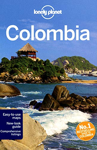 9781741797985: Lonely Planet Colombia [Lingua Inglese]