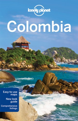 9781741797985: Lonely Planet Colombia (Travel Guide)