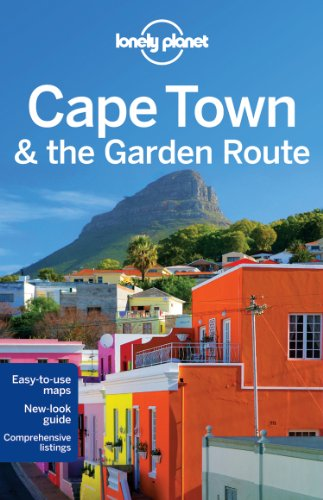 9781741798012: Lonely Planet Cape Town & the Garden Route (Travel Guide)