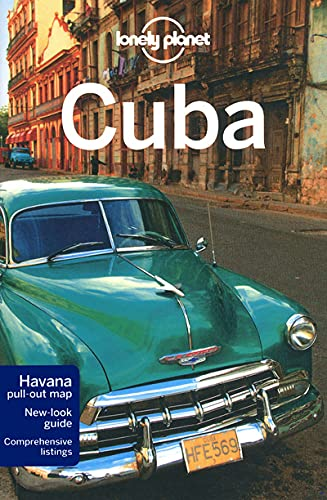 9781741798029: Lonely Planet Cuba (Country Travel Guide)