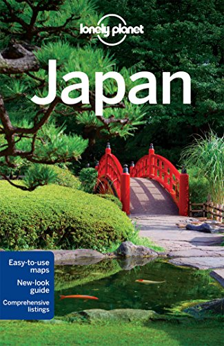 Lonely Planet Japan (Lonely Planet Travel Guide): Chris Rowthorn, Timothy