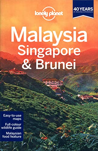 9781741798470: Lonely Planet Malaysia, Singapore & Brunei (Travel Guide)