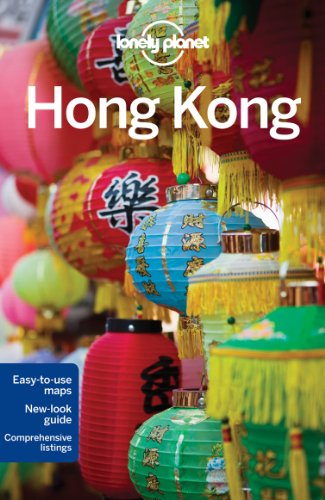9781741798500: Lonely Planet Hong Kong [Lingua Inglese]