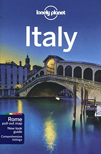 9781741798517: Lonely Planet Italy