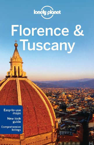 9781741798531: Lonely Planet Florence & Tuscany (Regional Travel Guide)