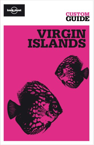 9781741798722: Virgin Islands (Lonely Planet CUSTOM Guide)