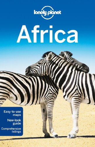 Lonely Planet Africa (Travel Guide): Lonely Planet; Richmond, Simon; Butler, Stuart; Clammer, Paul;...