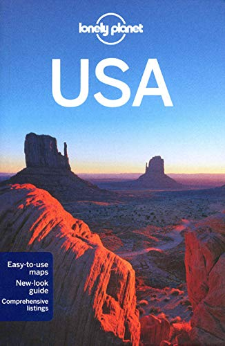 Lonely Planet USA (Country Guide): Regis St Louis,