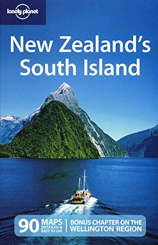 9781741799118: Lonely Planet New Zealand's South Island (Regional Guide)