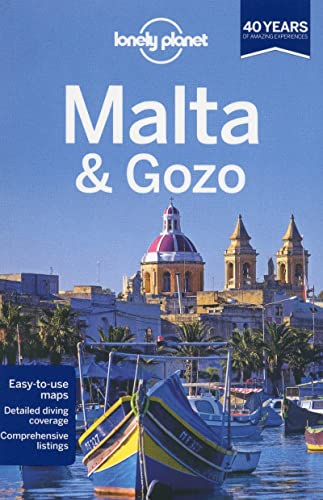 9781741799163: Lonely Planet Malta & Gozo (Travel Guide)