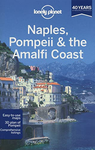 9781741799170: Lonely Planet Naples, Pompeii & the Amalfi Coast (Travel Guide)