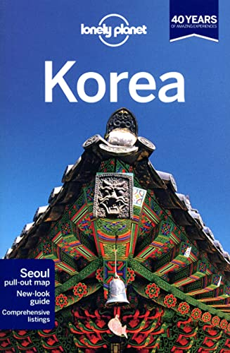 9781741799187: Korea 9 (Travel Guide)