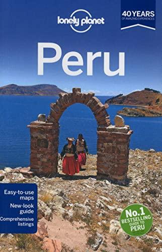 9781741799217: Peru 8 (inglés) (Travel Guide)