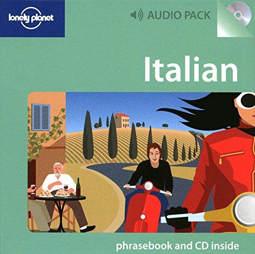 9781741799293: Italian Phrasebook: and Audio CD
