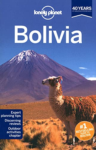 9781741799378: Lonely Planet Bolivia (Travel Guide)
