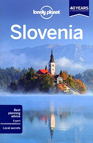 9781741799439: Lonely Planet Slovenia (Travel Guide)