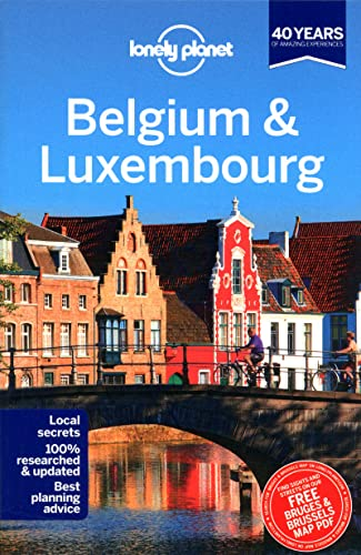 Lonely Planet Belgium & Luxembourg (Travel Guide): Lonely Planet, Mark