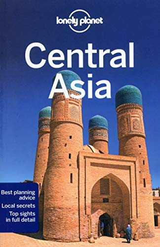 9781741799538: Central Asia 6 (inglés) (Country Regional Guides)