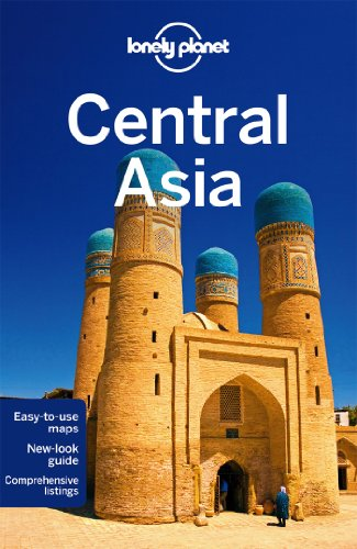 Lonely Planet Central Asia (Travel Guide): Lonely Planet; Mayhew, Bradley; Elliott, Mark; Masters, ...