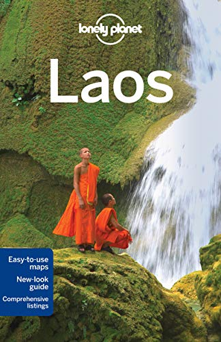 9781741799545: Lonely Planet Laos (Travel Guide)